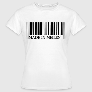 Made in Meilen - Frauen T-Shirt