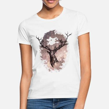 Collections the star of the stag - Camiseta mujer