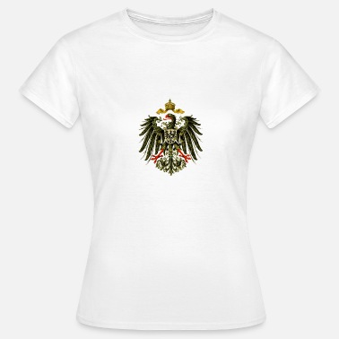 Ww1 Coat of arms German Empire - Women's T-Shirt