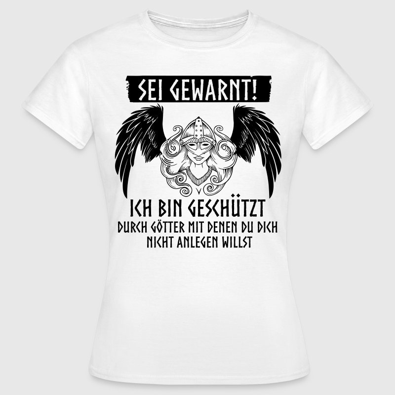 Nordische Mythologie. - Frauen T-Shirt