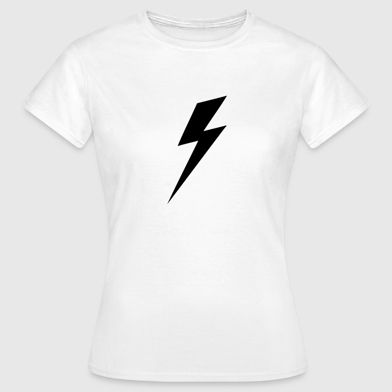 Lightning Bolt VECTOR - Women's T-Shirt