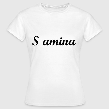 Stamina Cross T-Shirt (WOMENS) - Women's T-Shirt