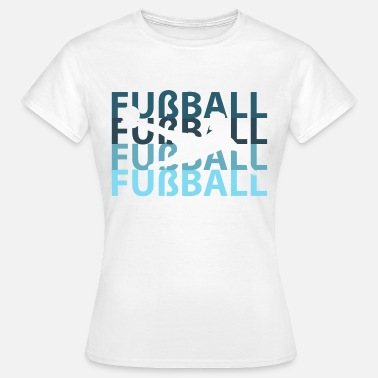 Soccer Ball Soccer ball - Women's T-Shirt