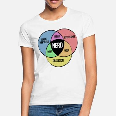 Geek NERD SHIRT - Women's T-Shirt