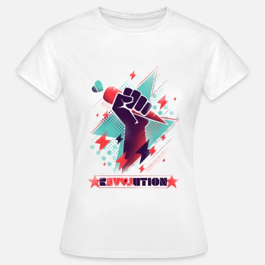 Cool Revolution - Women's T-Shirt