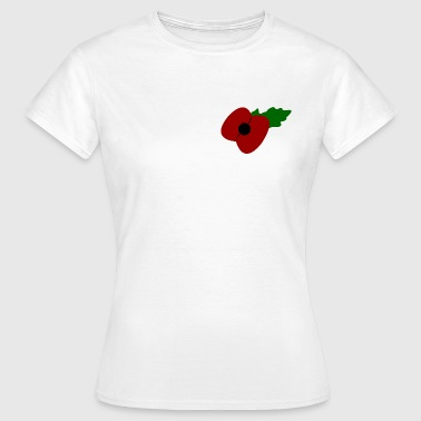 Poppy - Frauen T-Shirt