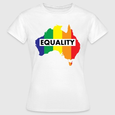 Vote Yes-Australia Marriage Equality - Women's T-Shirt