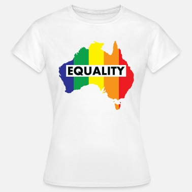Marriage Equality Vote Yes-Australia Marriage Equality - Women's T-Shirt