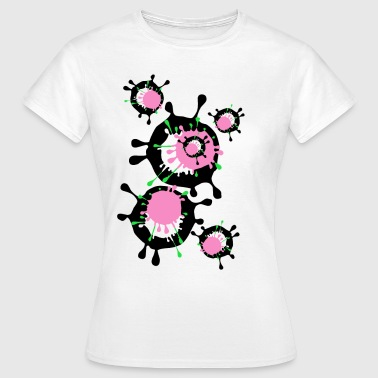 Kleckerei - Frauen T-Shirt