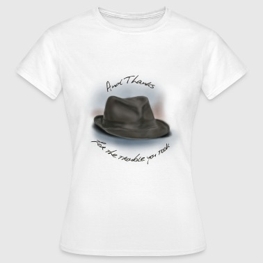 Hat for Leonard 1 - Women's T-Shirt