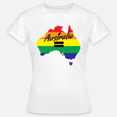 Equalizer Vote Yes-Australia Marriage Equality - Women's T-Shirt