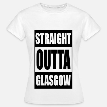 Celtic Glasgow Outta Glasgow - Women's T-Shirt
