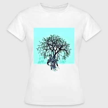 Save The Planet Tree of Love - Women's T-Shirt