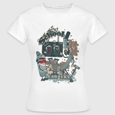 Barbers Shop - Frauen T-Shirt
