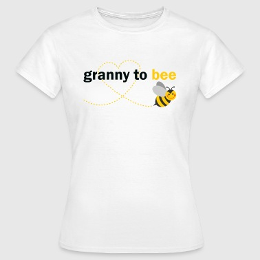 Worlds Granny to bee - Women's T-Shirt