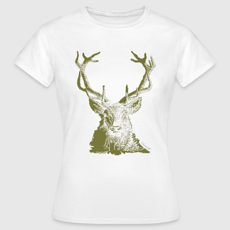 Cernunnos by Brocéliande Spirit  - T-shirt Femme