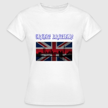 Great Britian - Women's T-Shirt