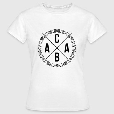 ACAB All Cyclists Are Beautiful - Frauen T-Shirt