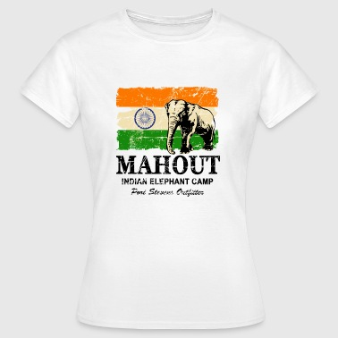 Mahout - Vintage Look - Women's T-Shirt