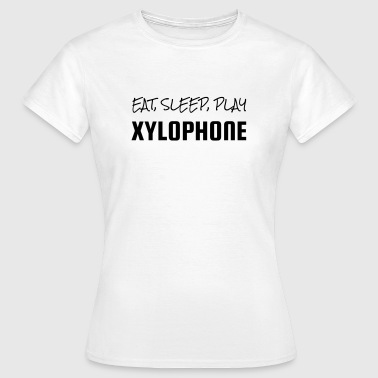 Xylophone - Xylophon - Music - Musik - Musique - Women's T-Shirt