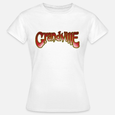 Graphic Novel The Grandville logo - Women's T-Shirt
