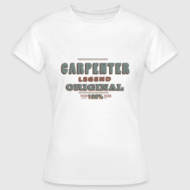 Carpenter - Women's T-Shirt
