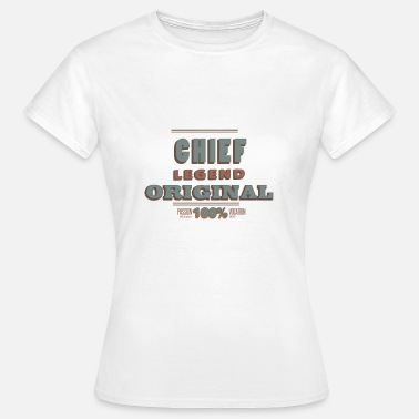 Official Chief Chief - Women's T-Shirt