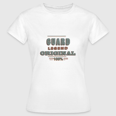 Guard - Women's T-Shirt