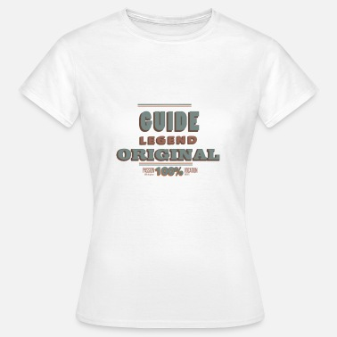 Guide Dog Guide - Women's T-Shirt
