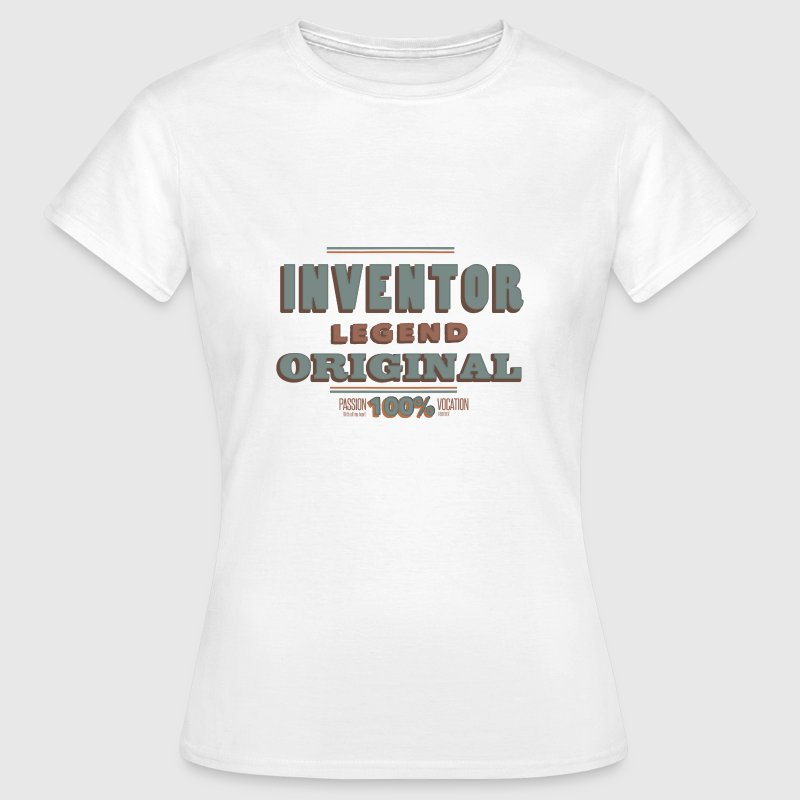 Inventor - Women's T-Shirt