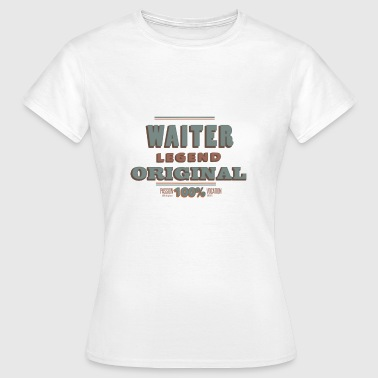 Waiter Waiter - Women's T-Shirt