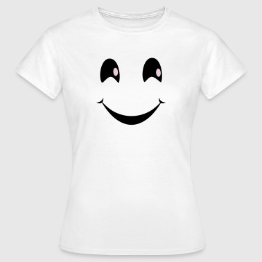 Smiley Face - Frauen T-Shirt