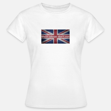 Royal Air Force Veteran Colours Don't Run - Women's T-Shirt