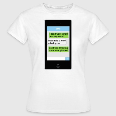 SMS - Darts - Women's T-Shirt