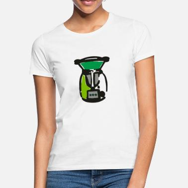 Thermomix Thermomix Popart - Frauen T-Shirt