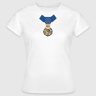 Medal of Honor - Vrouwen T-shirt