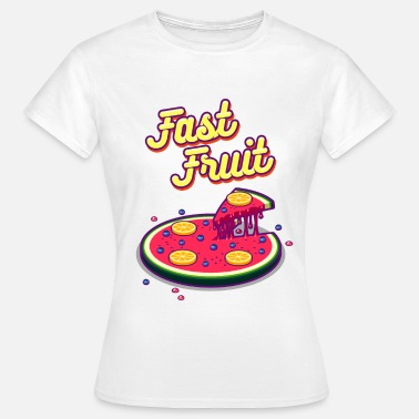 Collections fast fruid - Frauen T-Shirt