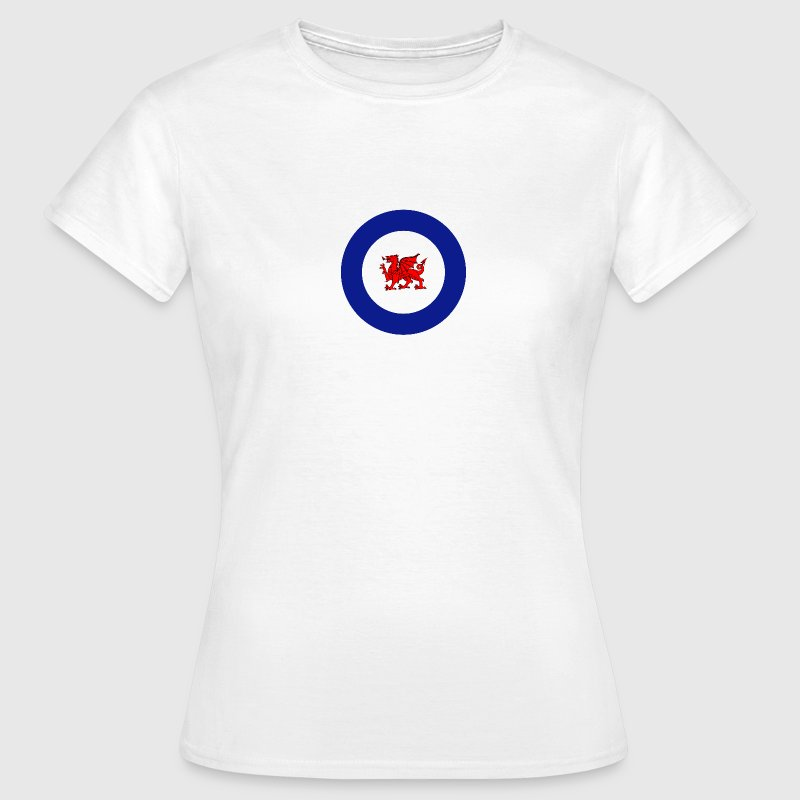 Welsh Roundel - Women's T-Shirt