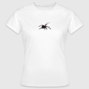 Spin spin aanval - Vrouwen T-shirt