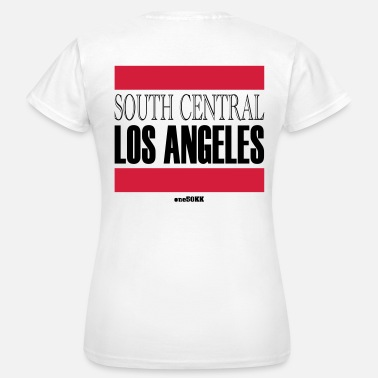 South Humberside South Central LA - Women's T-Shirt