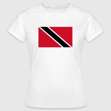 National flag of Trinidad and Tobago - Women's T-Shirt