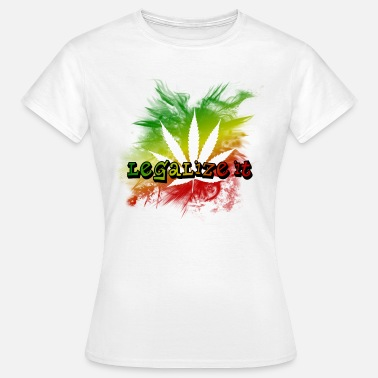 Legalize It Legalize it - Frauen T-Shirt