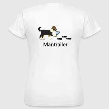 Mantrailing Gingi - Frauen T-Shirt