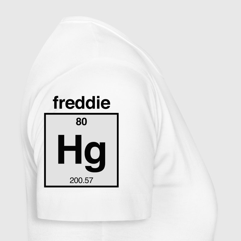 Freddie (Hg) Mercury - Women's T-Shirt