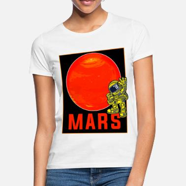 Red Sox The Red Mars - Women's T-Shirt