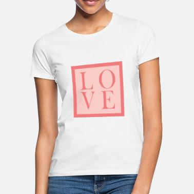 LOVE-Design 2020 - Frauen T-Shirt