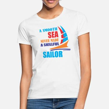 Sailing sailing - Women's T-Shirt