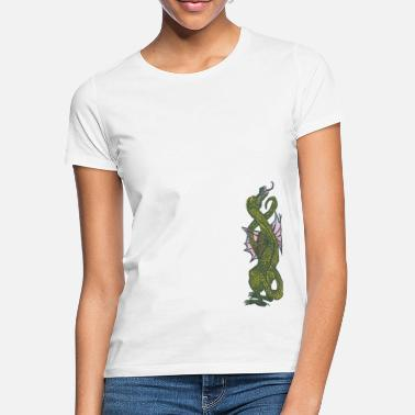 Dragon, special gift idea for men u women - Women's T-Shirt