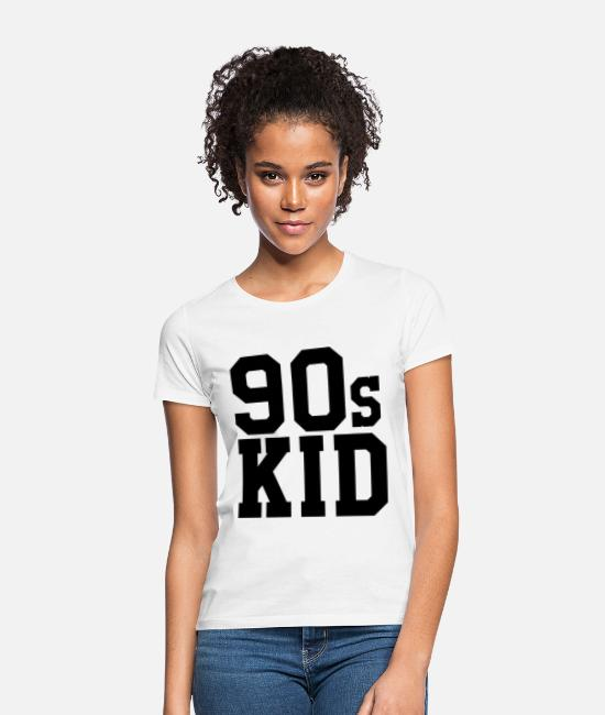 End Of The Week T-Shirts - 90s 90s party 90s 90s fashion 90s - Women's T-Shirt white