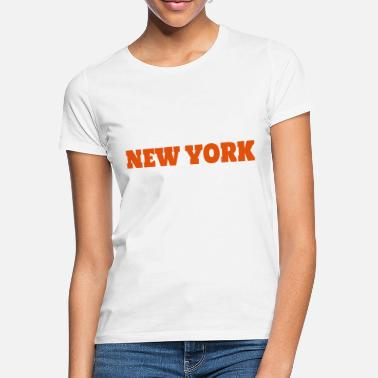 New York Jets New York 2 - Maglietta donna